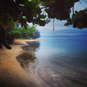 Dreamy Anini Beach