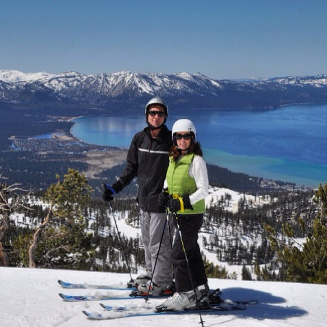 Lake Tahoe: Skiing Simplified
