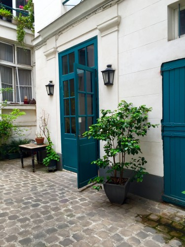 Apartment on Paris' Ile Saint-Louis