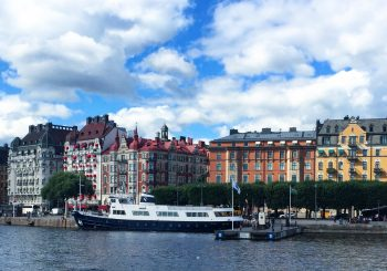 Smitten with Stockholm