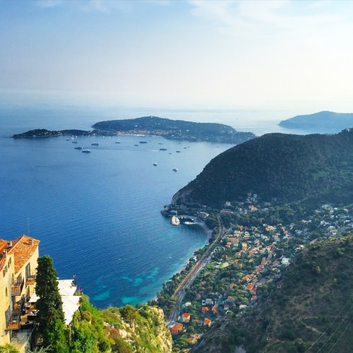 Up next on the blog: Holiday on the Cote d' Azur